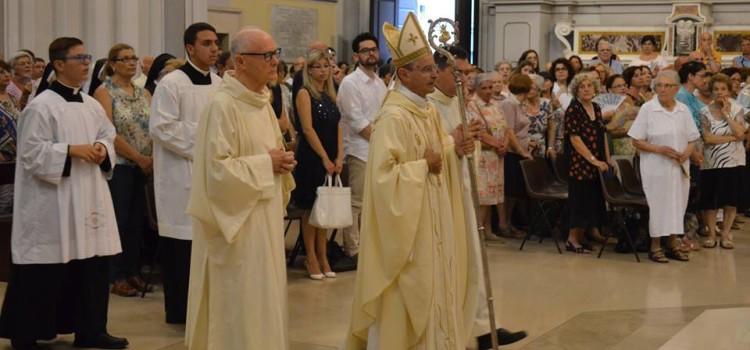 """""""Finchè non spunti il giorno"""": l'omelia di S.E. Mons. Arturo Aiello, vescovo di Teano-Calvi per il trigesimo della morte di Mons. Luigi Martella."""